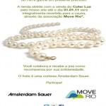 Amsterdam Sauer reverte venda para o Move Rio em prol da região serrana, janeiro de 2011