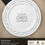 Jantar Super Chefs: evento promovido em prol da região serrana com renda revertida ao Move Rio e Minha Ajuda Sua Casa