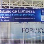 Mutirão de Limpeza Morro da Formiga jun2011