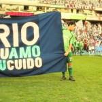 Quando a bandeira é o Rio, a rivalidade não entra em campo!