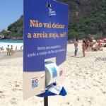 Lixo na Praia É um Saco nov2013