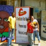 Feira de livros Vida Real no Dia das Crianças da Maré - 12 de outrubro de 2011