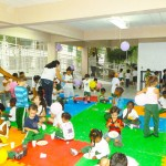 Festa do Dia das Crianças no Cantinho Feliz, 13 de outubro de 2011