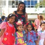 Festa Julina do Cantinho, 16 de julho de 2011