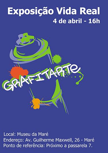 Convite Grafitarte