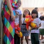 Páscoa no Cantinho foi animada e colorida!