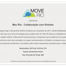 CicloPalestra Move Rio30.10.13