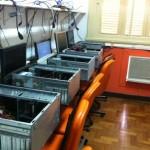 Reforma dos computadores: presente para o dia das crianças!