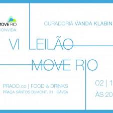 VI Leilao Move Rio